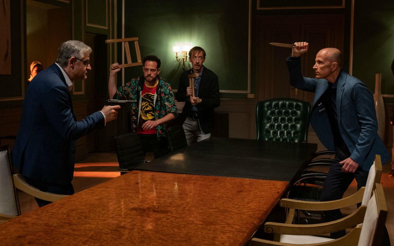 Romolo+Giuly 2 trama cast immagini zerkalo spettacolo