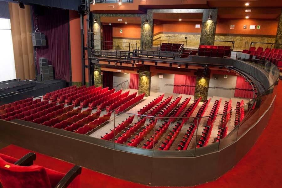 Teatro Brancaccio stagione 2019 2020 zerkalo spettacolo