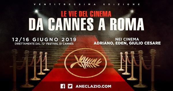 Le vie del cinema da Cannes a Roma 2019 zerkalo spettacolo