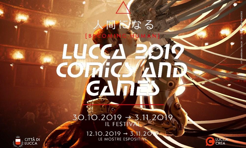 Lucca Comics & Games 2019 programma e biglietti zerkalo spettacolo