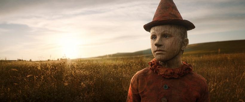 Pinocchio Garrone zerkalo spettacolo