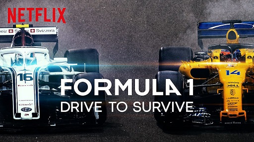 Formula 1 Drive to Survive netflix zerkalo spettacolo