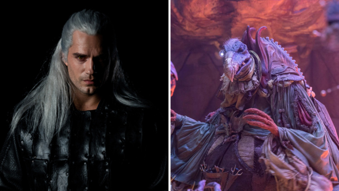the witcher the dark crystal netflix zerkalo spettacolo