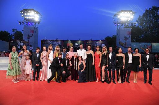 Premio Kinéo vincitori zerkalo spettacolo