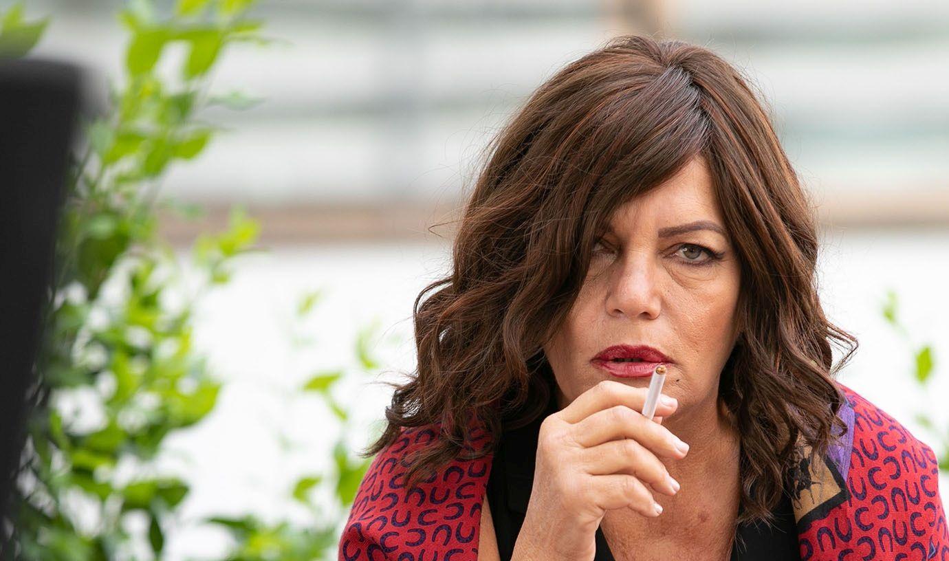 cristina donadio intervista la scelta zerkalo spettacolo