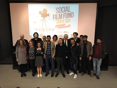 Social Film Fund Con il Sud zerkalo spettacolo
