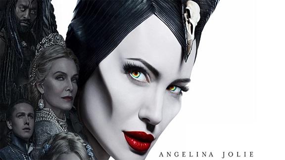 angelina jolie michelle pfeiffer roma maleficent signora del male zerkalo spettacolo