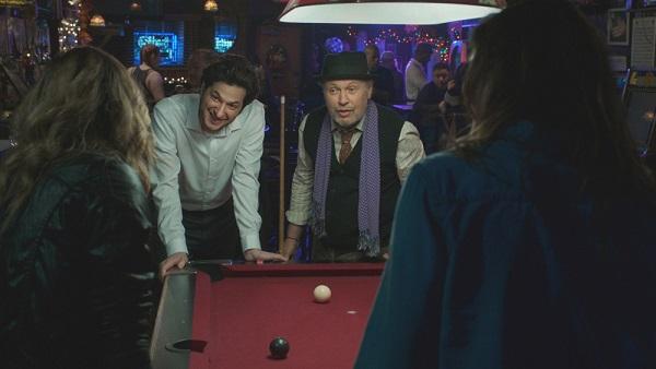 Billy Crystal e Ben Schwartz Standing Up Falling Down zerkalo spettacolo