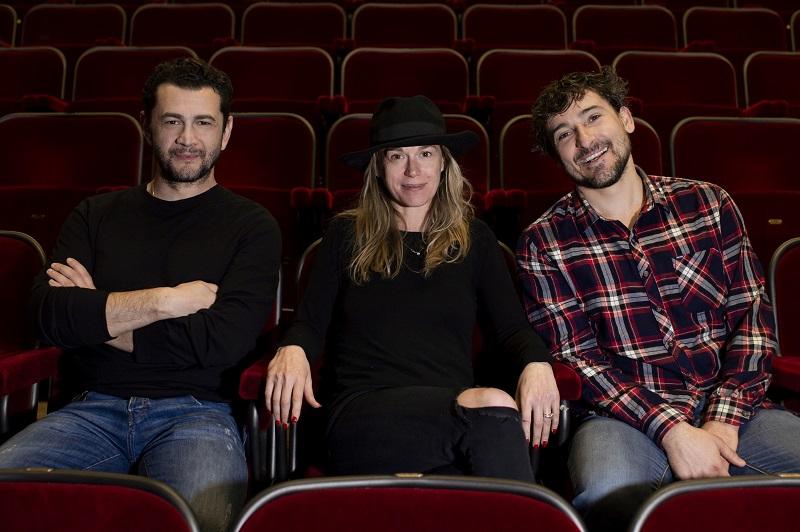 Trilogia dell'essenziale Teatro Argot Studio zerkalo spettacolo