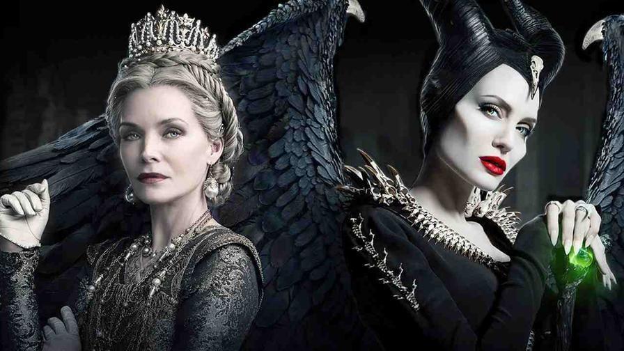 Angelina Jolie e Michelle Pfeiffer a Roma per Maleficent 2 incontro zerkalo spettacolo