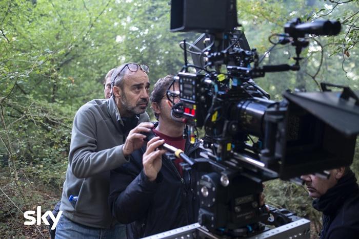 Niccolò Ammaniti, anticipazioni sulla nuova serie Sky Original Anna zerkalo spettacolo