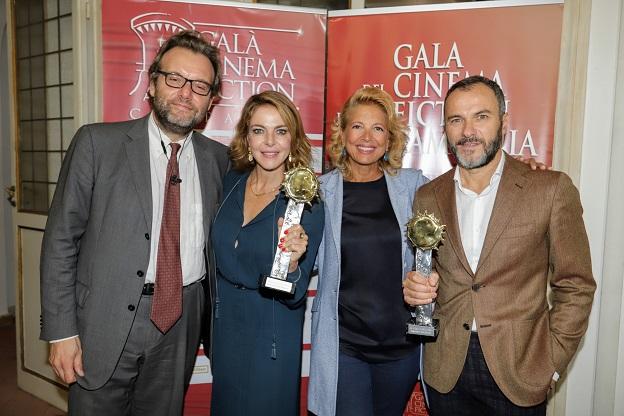 Gala del Cinema e della Fiction in Campania 2019 zerkalo spettacolo