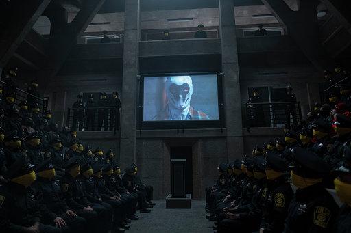 Watchmen anticipazioni zerkalo spettacolo