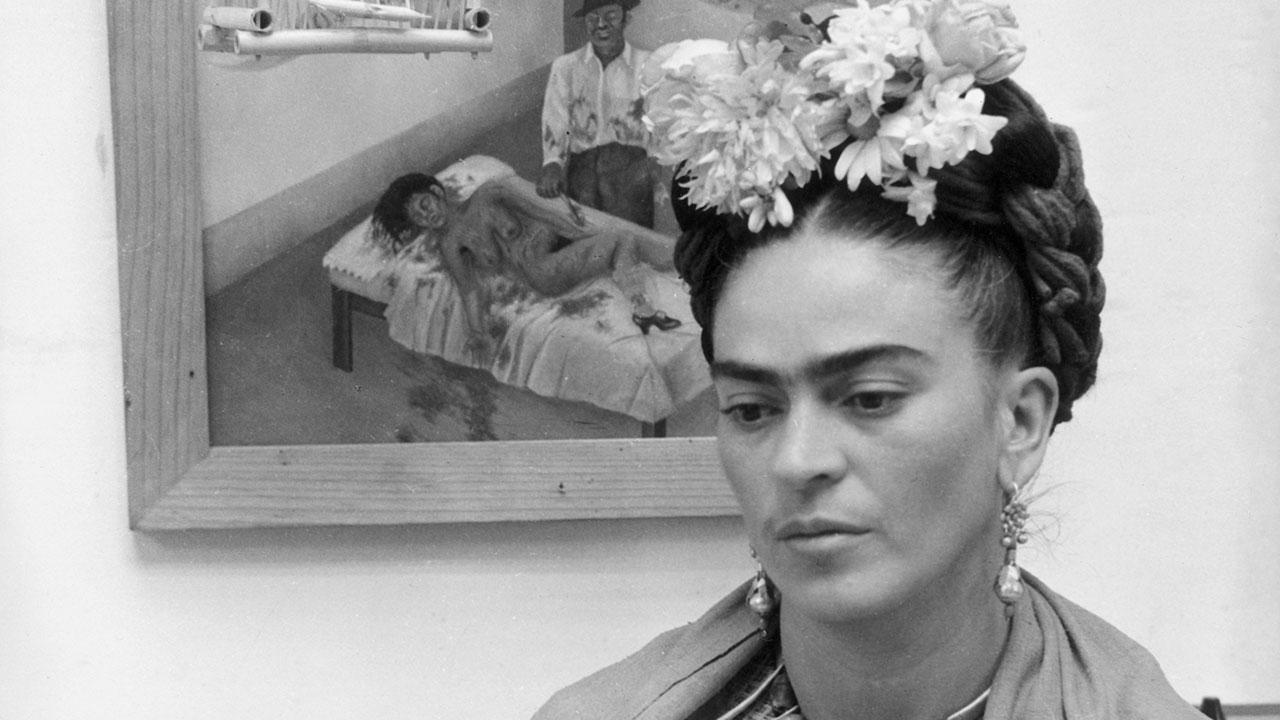 Frida Viva la Vida zerkalo spettacolo