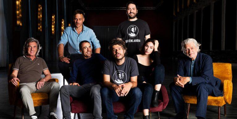 Incredibile Storia dell'Isola delle Rose anticipazioni sul nuovo film di Sydney Sibilia targato Netflix zerkalo spettacolo