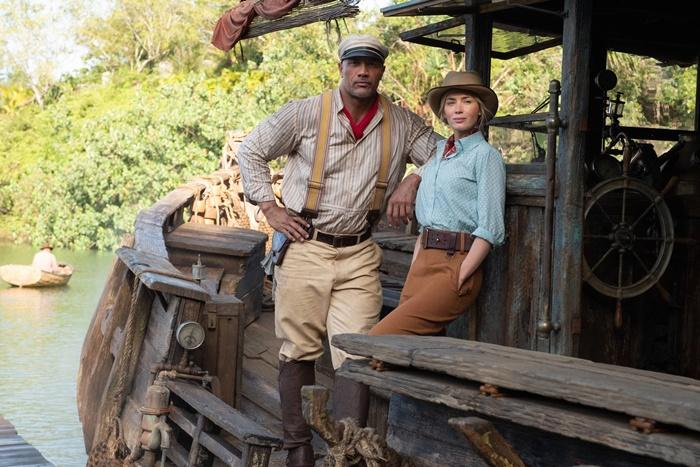 Jungle Cruise, prime immagini e data di uscita del film Disney con Dwayne Johnson e Emily Blunt zerkalo spettacolo