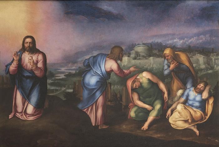 Michelangelo a colori Palazzo Barberini zerkalo spettacolo