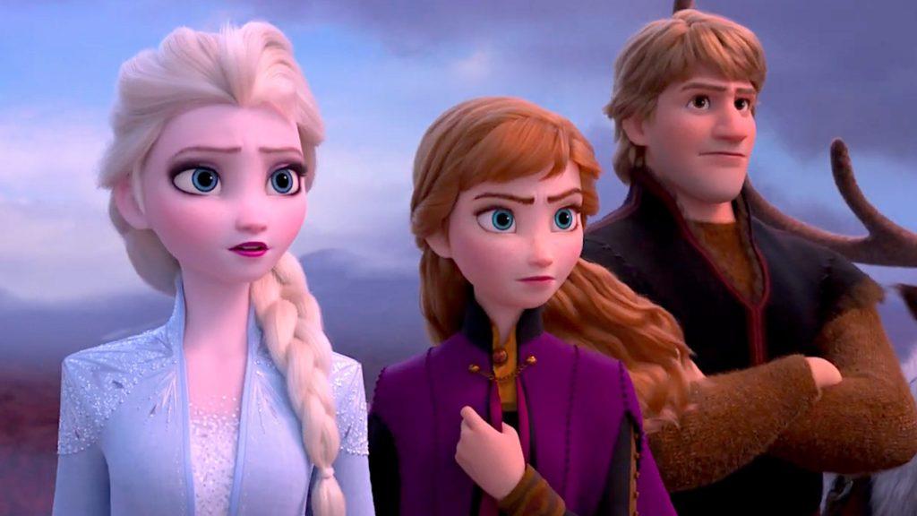Frozen 2 recensione zerkalo spettacolo