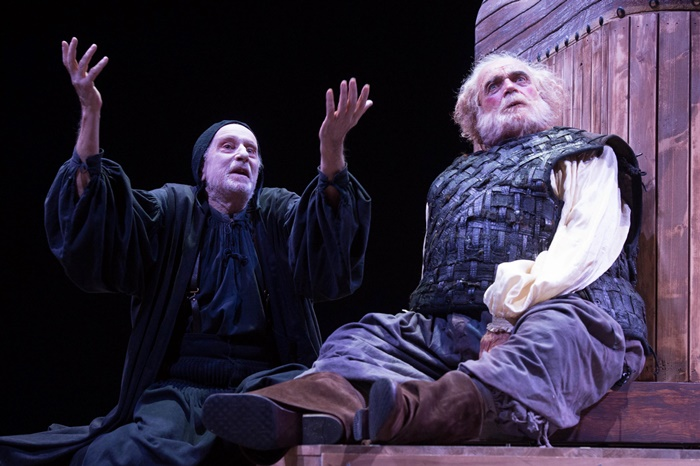 Falstaff e il suo servo teatro argentina