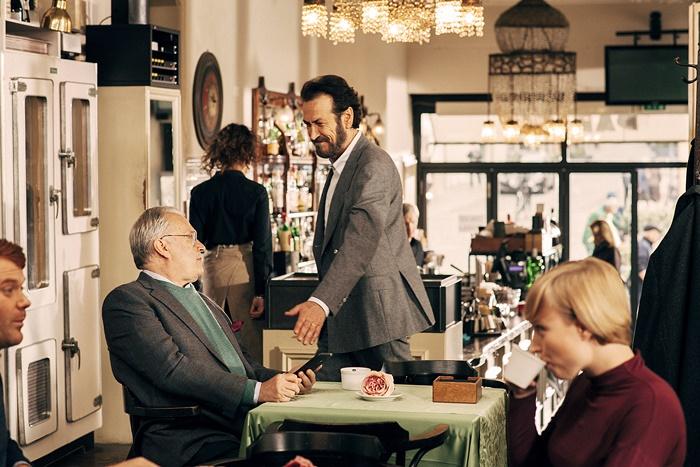 Villetta con ospiti anticipazioni Marco Giallini nel cast del nuovo film di Ivano De Matteo zerkalo spettacolo