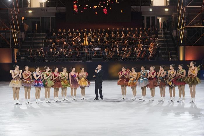 Opera On Ice zerkalo spettacolo