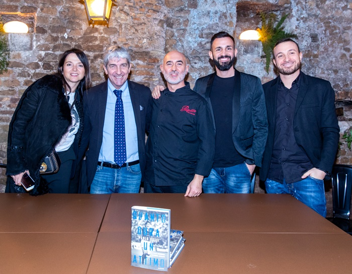 Paolo Rossi guest star per l'apertura di Polpetta a Trastevere zerkalo spettacolo