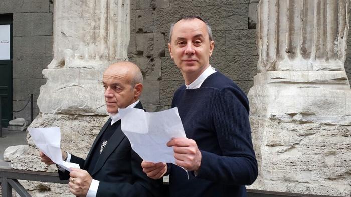 fullin barbieri Lettere romane off off theatre zerkalo spettacolo