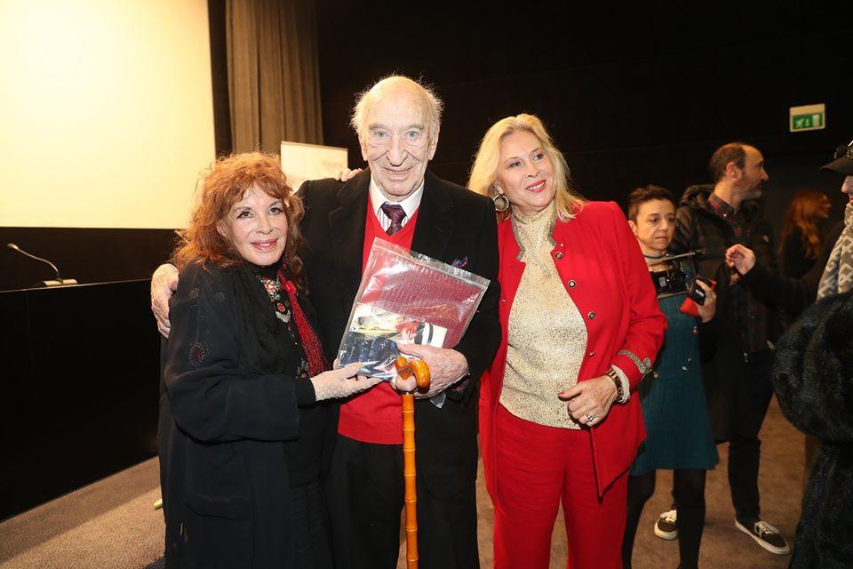 Giuliano Montaldo Premio speciale targato Luciano Martino zerkalo spettacolo