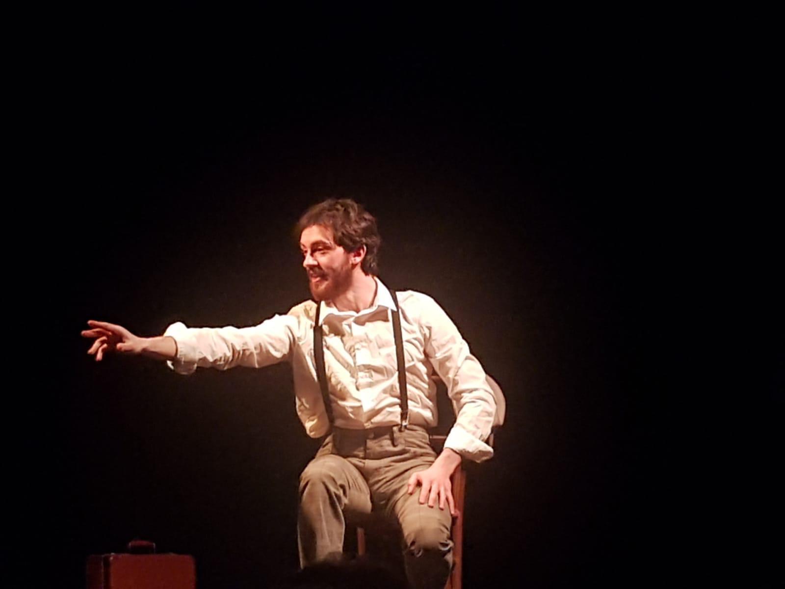 Novecento off off theatre zerkalo spettacolo
