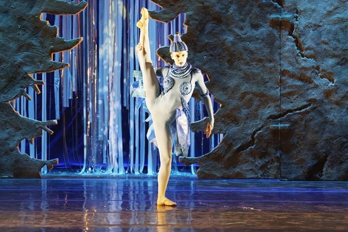 Lo Schiaccianoci teatro quirino balletto di roma zerkalo spettacolo