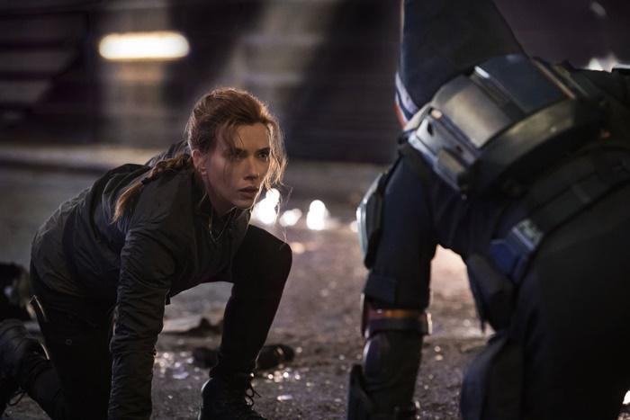 Black Widow, prime immagini e data di uscita del nuovo film Marvel con Scarlett Johansson zerkalo spettacolo