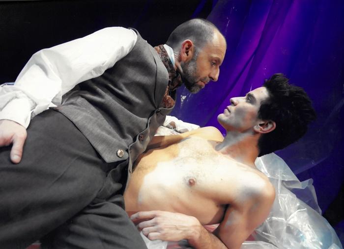 Enigma dell'Amore Off Off Theatre zerkalo spettacolo