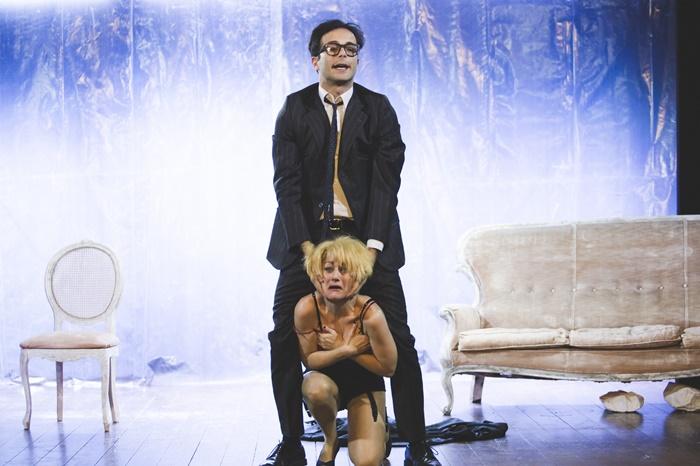 Processo a Fellini off off theatre zerkalo spettacolo