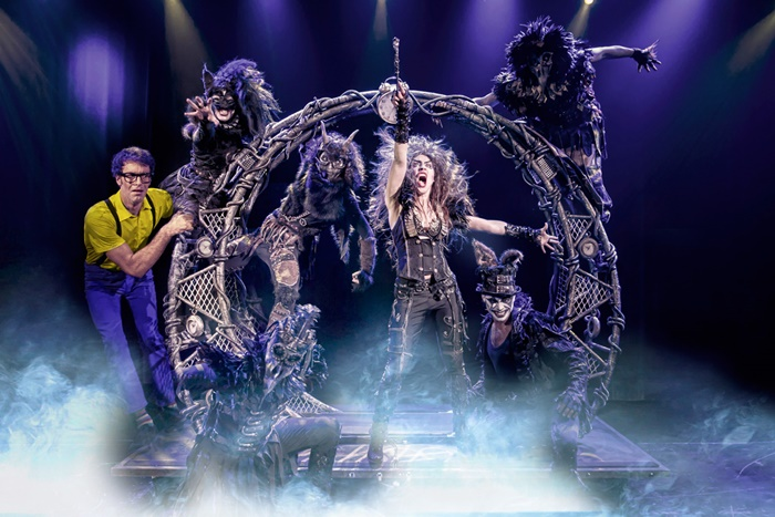 Supermagic 2020 8 stelle internazionali della magia sul palco del Teatro Olimpico zerkalo spettacolo