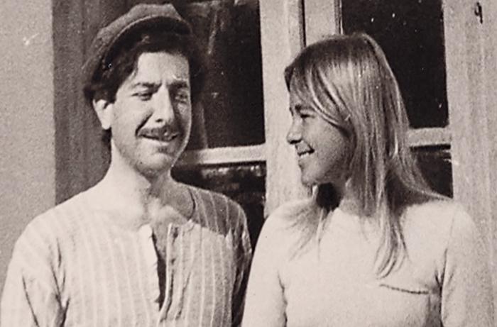 Marianne & Leonard zerkalo spettacolo