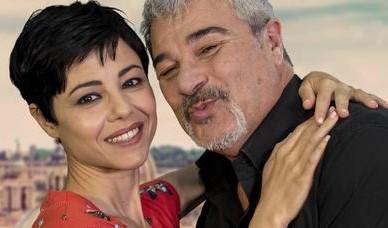 Imparare ad amarsi Pino Insegno protagonista al Teatro della Cometa zerkalo spettacolo