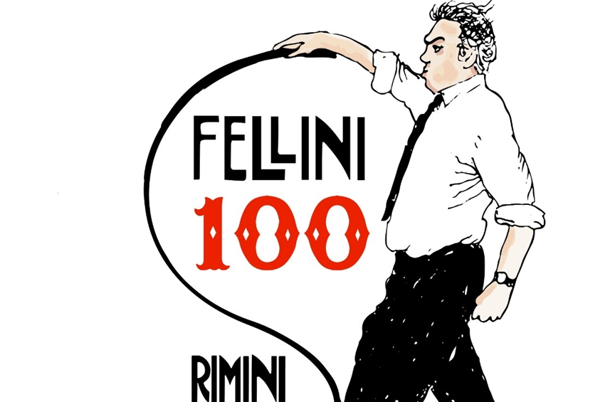 Federico Fellini mostra per il Centenario alla Biblioteca Angelica zerkalo spettacolo