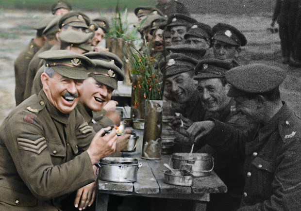 They Shall Not Grow Old peter jackson zerkalo spettacolo