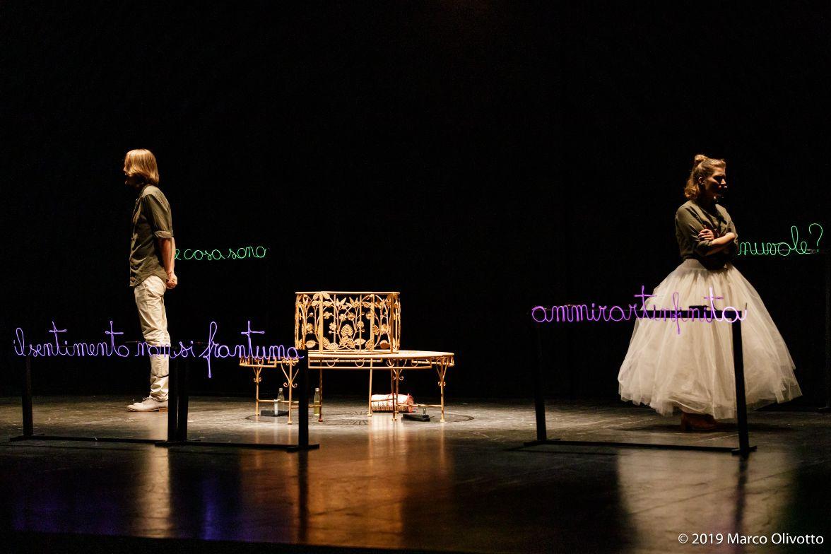 Le notti bianche al Teatro Vittoria il capolavoro di Dostoevskij nell'adattamento di Giulio Casale zerkalo spettacolo