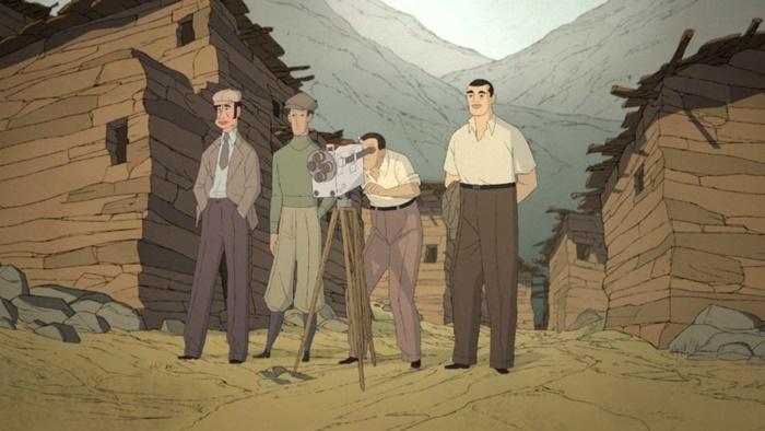 Buñuel Nel labirinto delle tartarughe il ritratto sorprendente ed autentico di un maestro del cinema zerkalo spettacolo