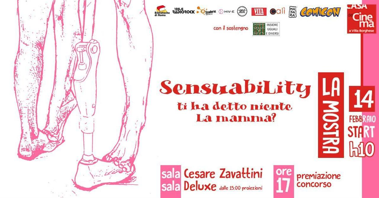 Sensuability il fumetto per raccontare il legame tra disabilità e sessualità zerkalo spettacolo