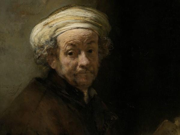 rembrandt autoritratto galleria corsini zerkalo spettacolo