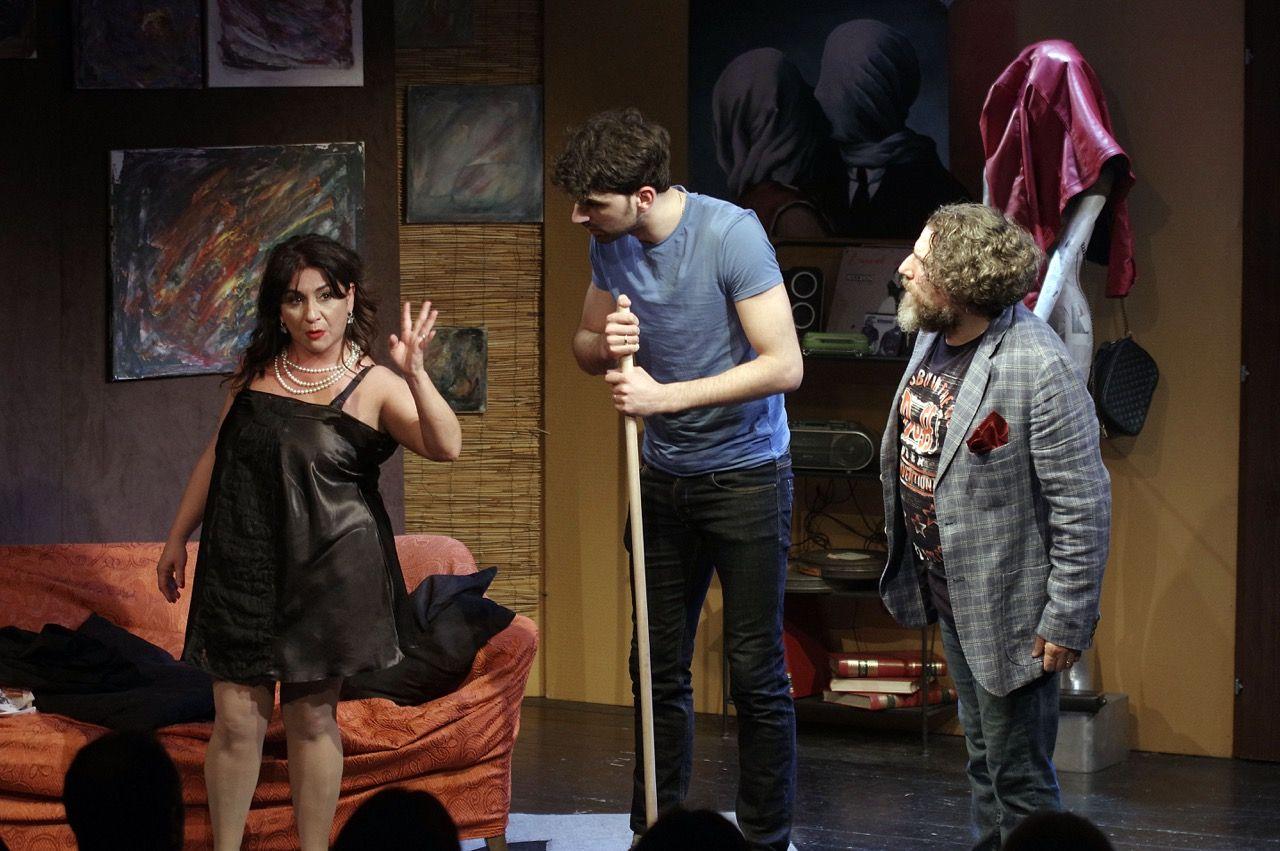 Un letto per quattro San Valentino 2020 al Teatro Marconi la commedia coniugale con Raimondo Todaro zerkalo spettacolo