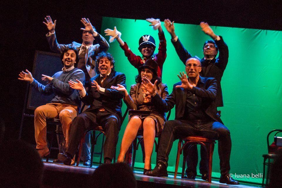 Il Majorana Show al Teatro Ciak la storia di Ettore Majorana con la supervisione artistica di Gigi Proietti e le musiche di Stefano Fresi zerkalo spettacolo