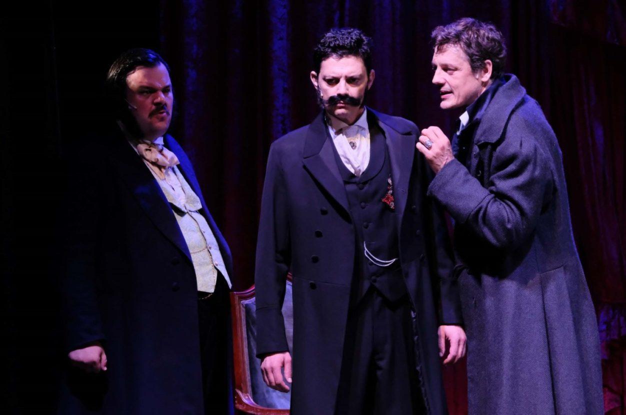 Sherlock Holmes alla Sala Umberto una nuova avventura mai vista in palcoscenico zerkalo spettacolo