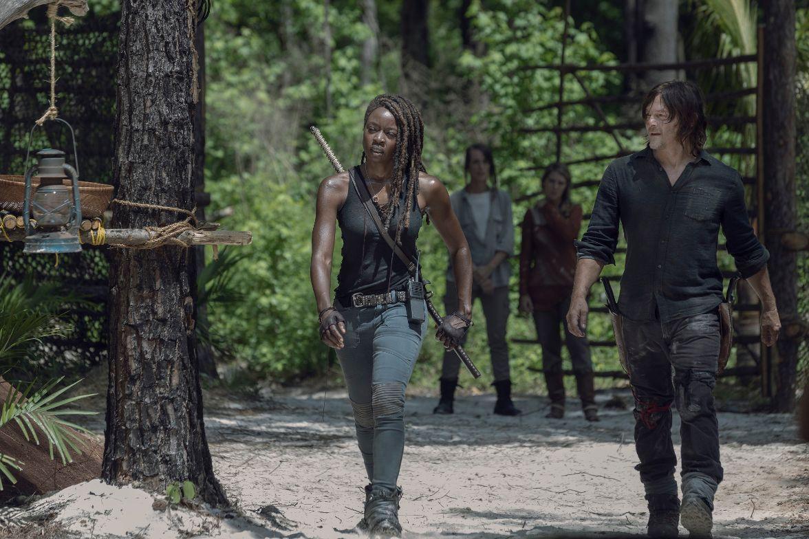The Walking Dead 10 cosa accadrà nei nuovi episodi su FOX dal 24 febbraio zerkalo spettacolo