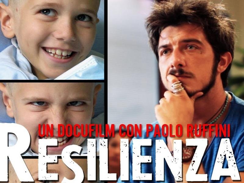 Resilienza su Italia 1 il docufilm di Paolo Ruffini che celebra la vita zerkalo spettacolo