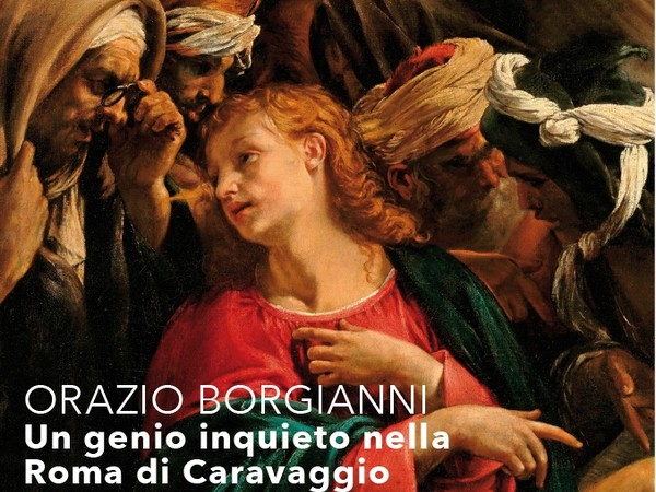 Orazio Borgianni la prima mostra monografica a Palazzo Barberini zerkalo spettacolo