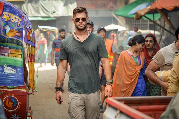Tyler Rake, il thriller con Chris Hemsworth prodotto dai fratelli Russo sbarca su Netflix zerkalo spettacolo