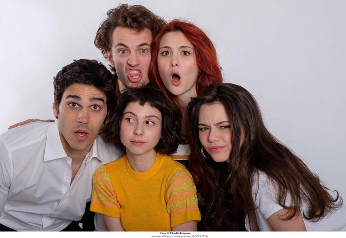 Sul più bello il teen dramedy con Eleonora Gaggero tratto dal suo libro omonimo zerkalo spettacolo